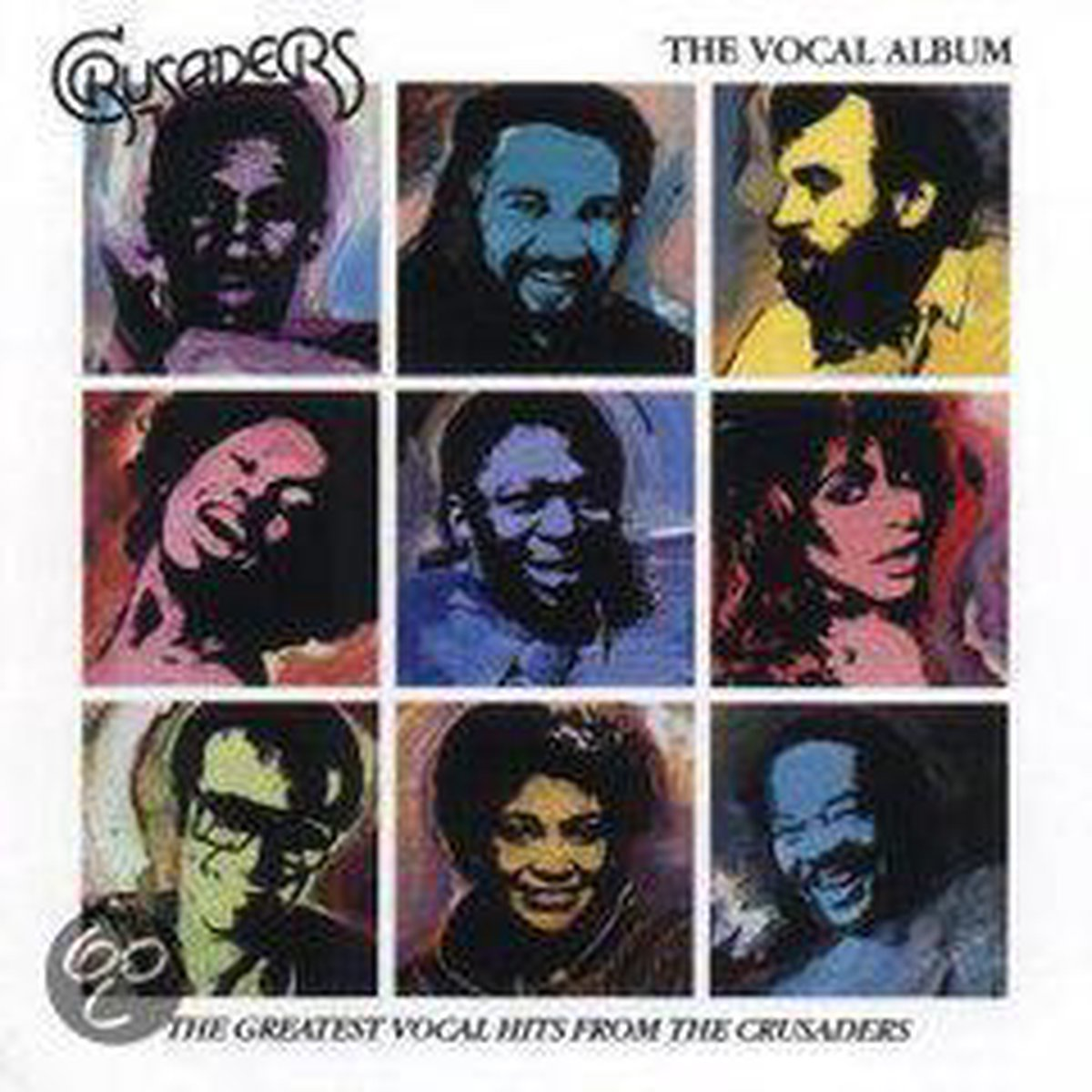 The Vocal Album - The Crusaders