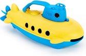 Onderzeeer geel met blauw handvat - Green Toys