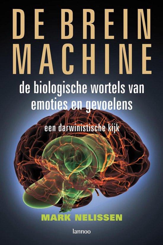 De brein machine - Mark Nelissen |
