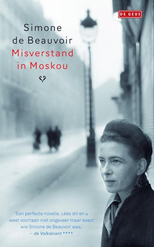 Misverstand in Moskou - Simone de Beauvoir |
