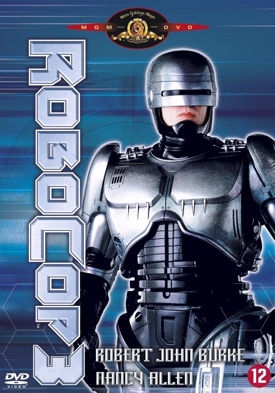 Cover van de film 'Robocop 3'