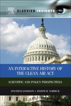Boek cover An Interactive History of the Clean Air Act van Jonathan Davidson