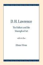 Boek cover D. H. Lawrence van Eliseo Vivas