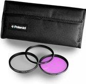 Polaroid Filter Kit 77mm (3 filters)