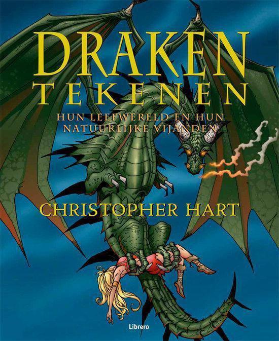 Draken tekenen - Christopher Hart |