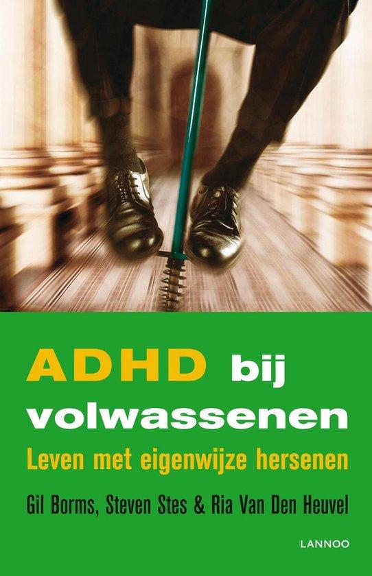 ADHD bij volwassenen - Gil Borms  