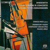 Violin Sonatas & Concerto