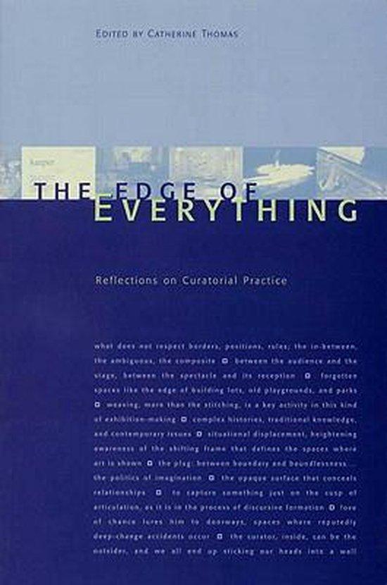 Boek cover The Edge of Everything van Melanie Townsend (Paperback)