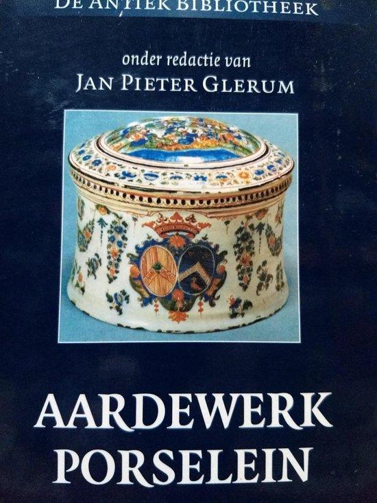 ANTIEK BIBLIOTHEEK AARDEWERK PORSELEIN - Glerum |