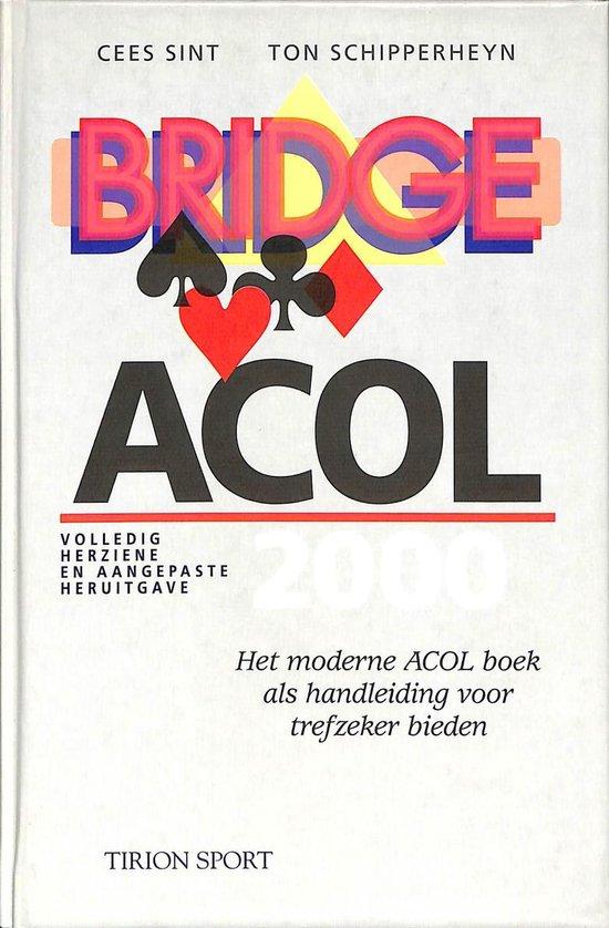 Bridge acol 2000 - C. Sint |