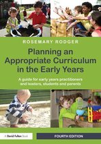 Omslag Planning an Appropriate Curriculum in the Early Years