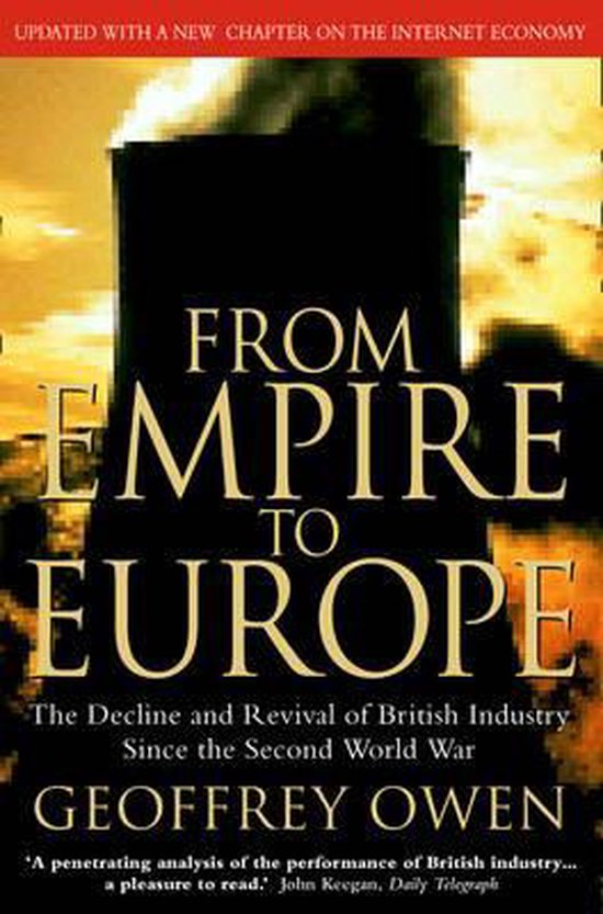 From Empire to Europe