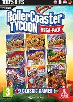 RollerCoaster Tycoon Mega Pack - Windows download