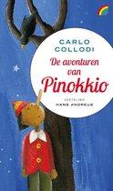 Boek cover De avonturen van Pinokkio van Carlo Collodi (Hardcover)