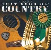 That Good Ol' Country: Power Picks - 25