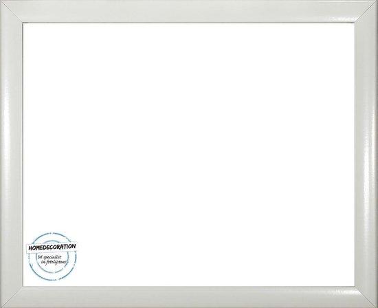 Homedecoration Colorado – Fotolijst – Fotomaat – 35 x 88 cm – Wit hoogglans