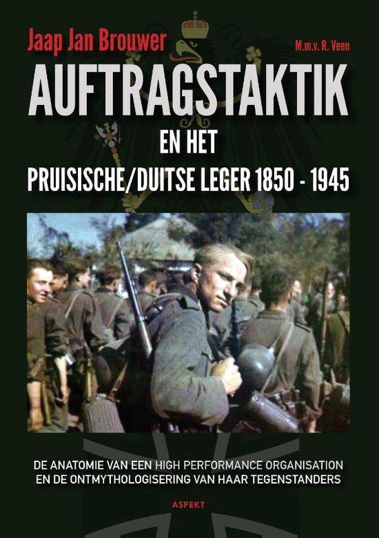 Auftragstatik en het Pruisische/ Duitse leger 1850-1945 - Jaap Jan Brouwer   Fthsonline.com