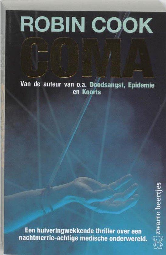 Boek cover Coma van Robin Cook (Paperback)