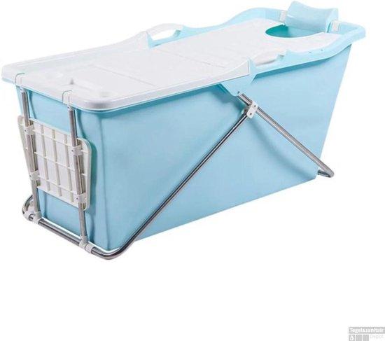 Opvouwbad - Bath Bucket 2.0 - Blauw - Opvouwbaar bad