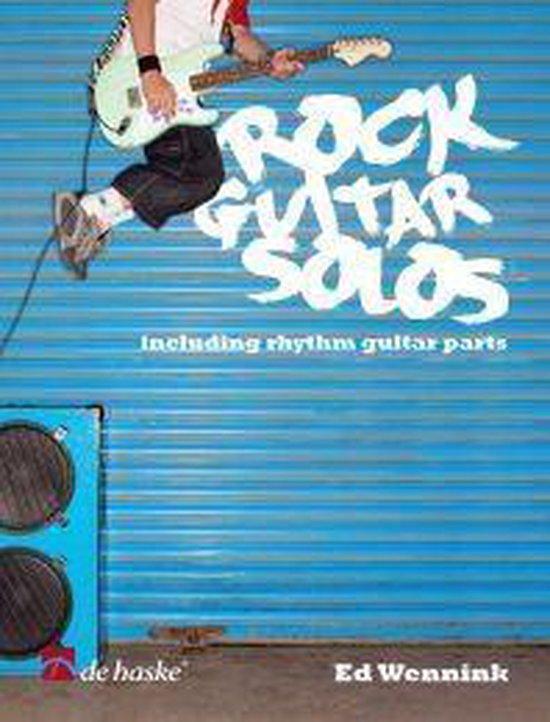 Rock Guitar Solos - E. Wennink |