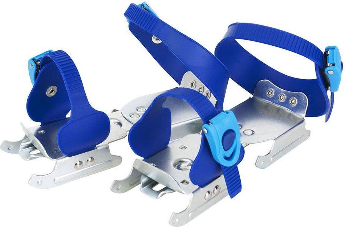 Tempish Glij-ijzers verstelbaar FEEEZ Blauw