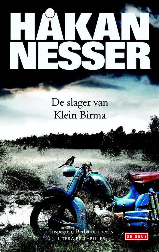 De slager van Klein Birma - Ha°Kan Nesser | Readingchampions.org.uk