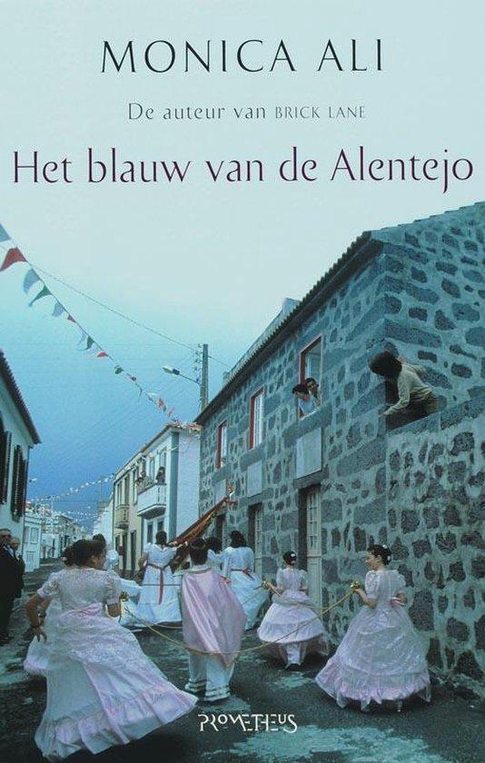 Het Blauw Van De Alentejo - Monica Ali |