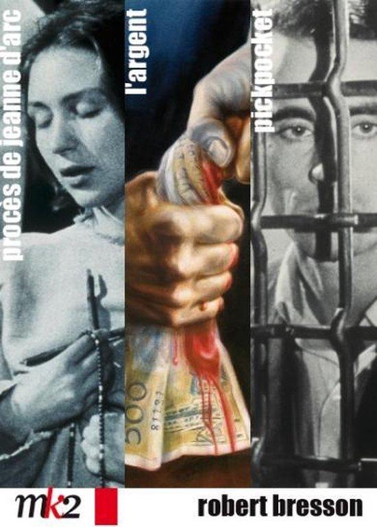Cover van de film 'Robert Bresson Box'