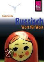 Kauderwelsch Sprachführer Russisch - Wort für Wort mit QR-Code