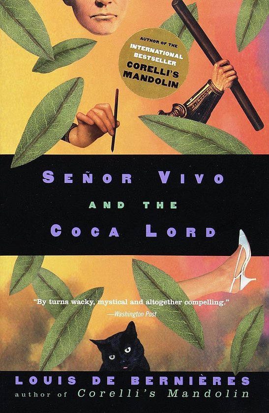Senor Vivo and the Coca Lord