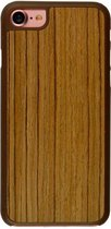 imoshion houtprint ultra thin hardcase iphone 7/8/SE 2020 eiken