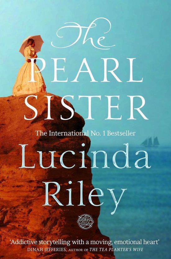 Boek cover The Seven Sisters 4 - The Pearl Sister van Lucinda Riley (Onbekend)
