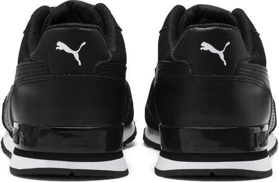 PUMA ST Runner v2 SD Sneakers Unisex - Puma Black-Puma Black - Maat 42