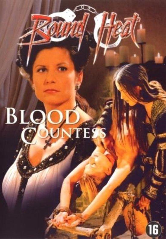 Cover van de film 'Bound Heat - Blood Countess'
