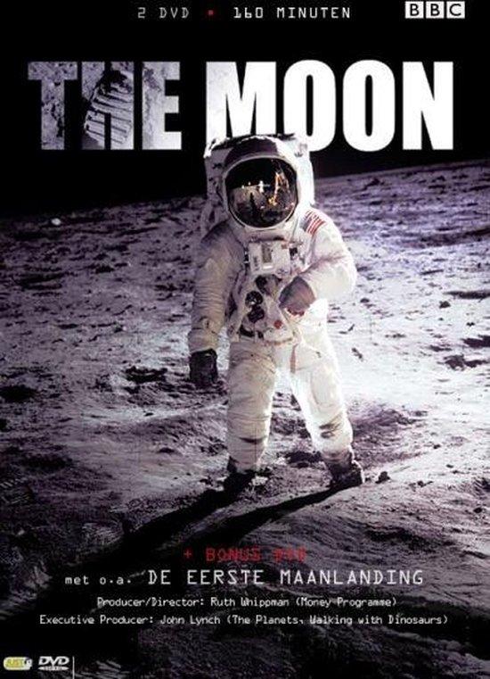 Cover van de film 'The Moon'