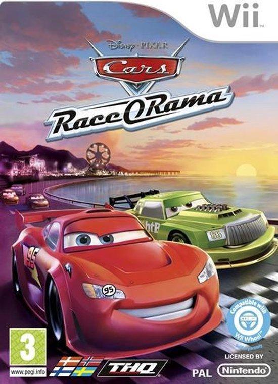 Cars Race-O-Rama - THQ