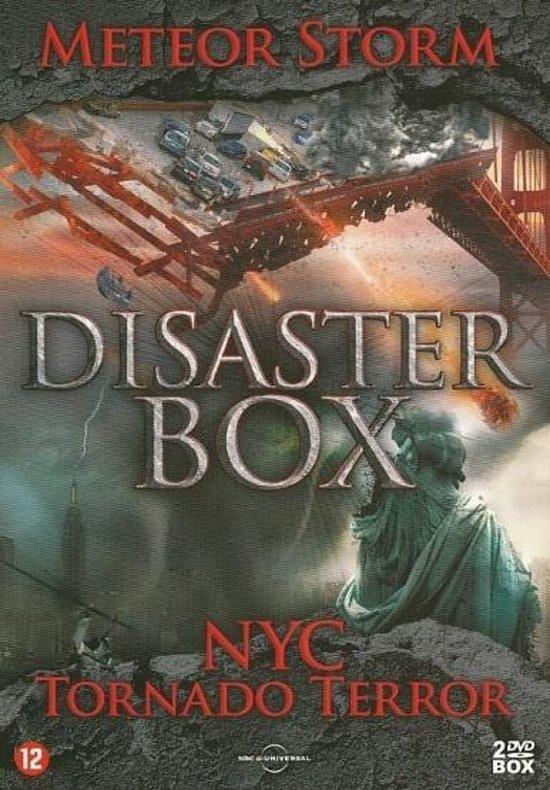 Cover van de film 'Disaster Box'