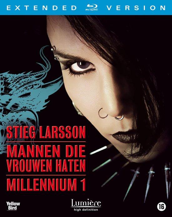 Cover van de film 'Millennium 1: Mannen Die Vrouwen Haten'