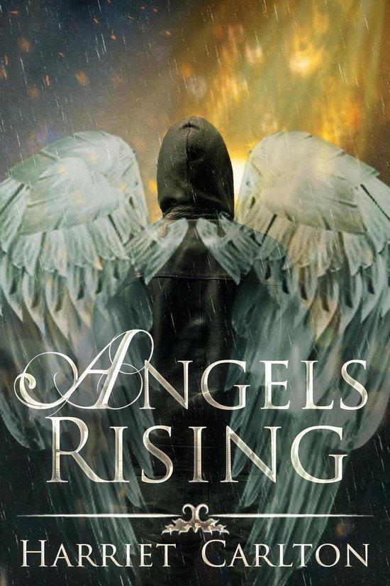 Omslag van Angels Rising