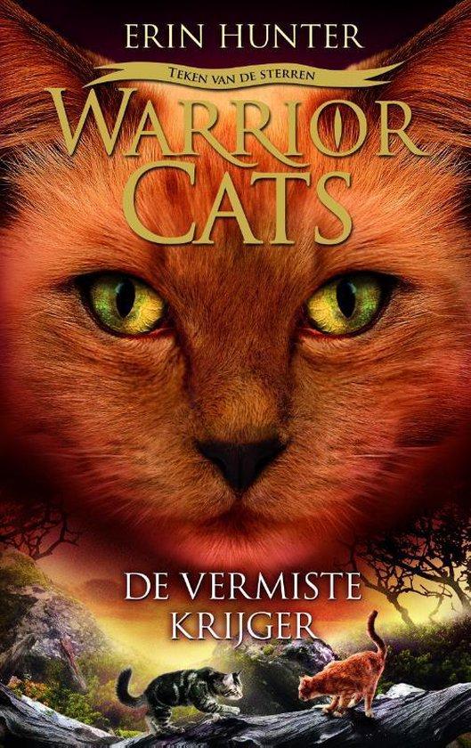 Warrior Cats: Teken van de sterren 5 - De vermiste krijger - Erin Hunter   Readingchampions.org.uk