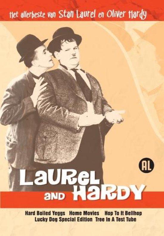 Cover van de film 'Laurel & Hardy - Beste Van 2'