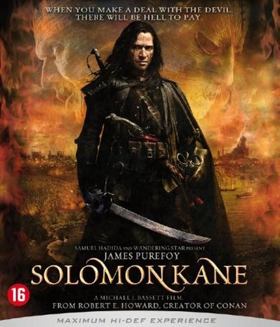 Cover van de film 'Solomon Kane'