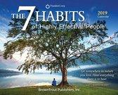 7 Habits of Highly Effective People Scheurkalender 2019