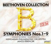 Beethoven Collection: Symphonies Nos. 1-9, Complete Recording (Box Set)
