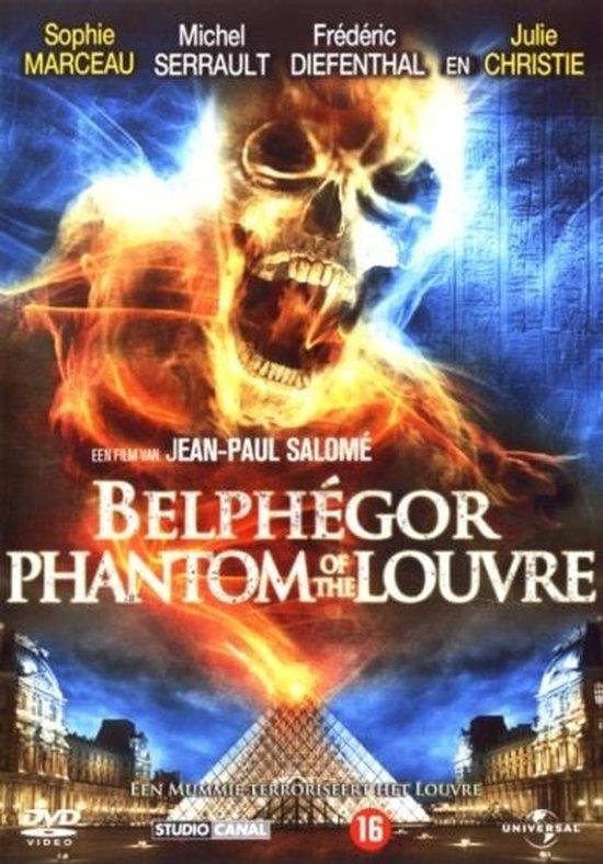 Cover van de film 'Belphegor - Phantom Of The Louvre'