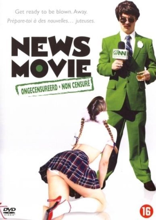 Cover van de film 'News Movie'