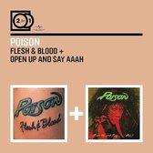 2 For 1: Flesh & Blood / Open Up An