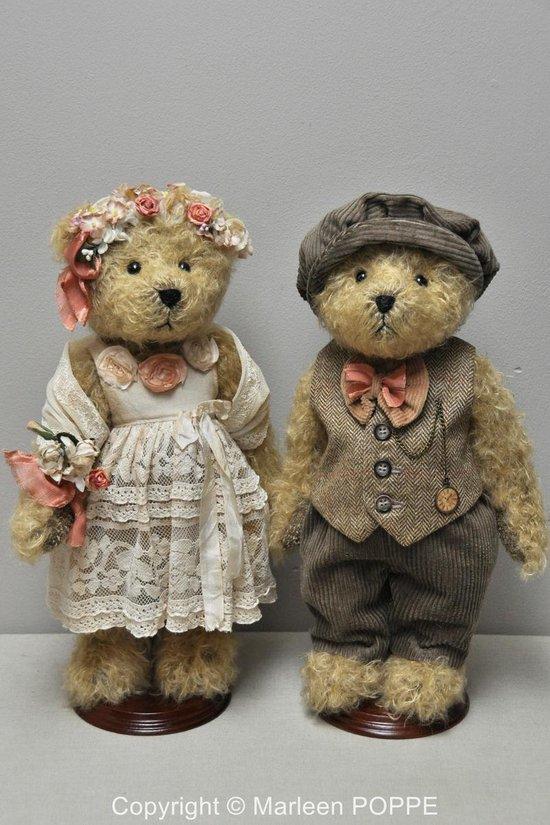 Geliefde teddyberen. Zelf maken, verzamelen en repareren. - Nadolny pdf epub