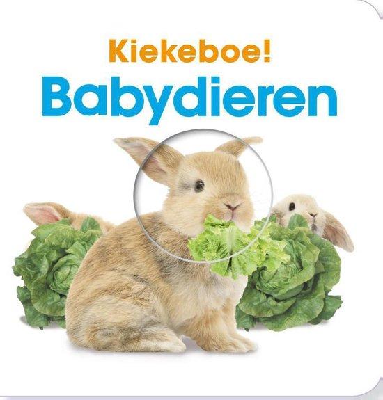 Kiekeboe - Babydieren - Charlie Gardner |