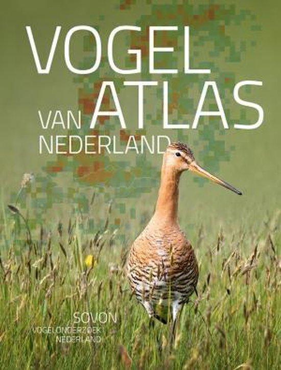 De Fontein Vogelatlas van Nederland ****